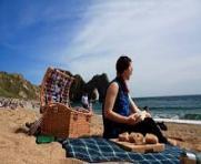 Champing, Picnic & Beach
