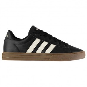 Adidas Daily 2.0 Trainers Mens Black/White/Gum