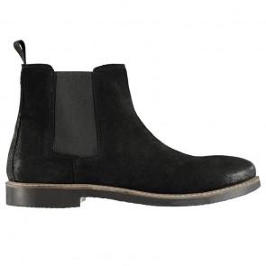 Firetrap Francis Boots Mens Black