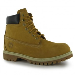 Firetrap 6in Mens Boots Wheat