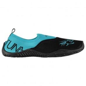 Hot Tuna Ladies Aqua Water Shoes BlackTurq