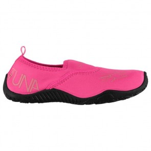 Hot Tuna Ladies Aqua Water Shoes Hot Pink