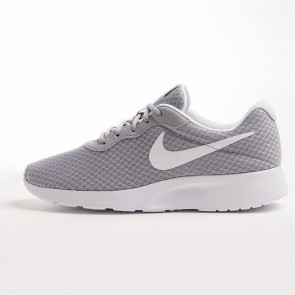 Nike Tanjun Trainers Ladies - Grey/White