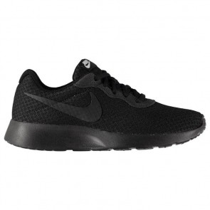 Nike Tanjun Trainers Ladies - Black/Black