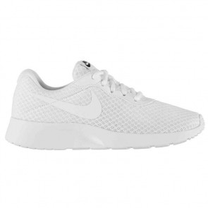 Nike Tanjun Trainers Ladies - White/White
