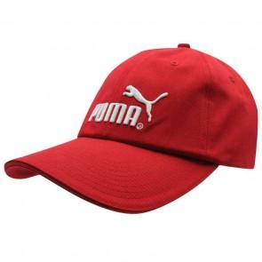 Puma Cap - Red.