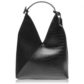 Glamorous Slouchy Handbag Black