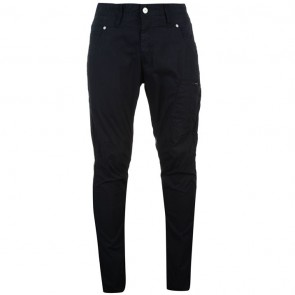 883 Police Vialli Mens Chinos - Navy.