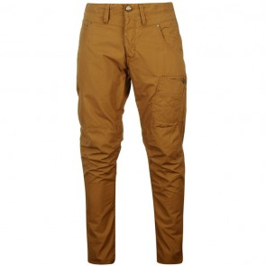 883 Police Vialli Mens Chinos - Tan.
