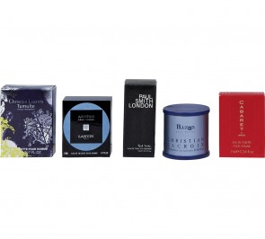 5 Piece Men's Fragrance Gift Set