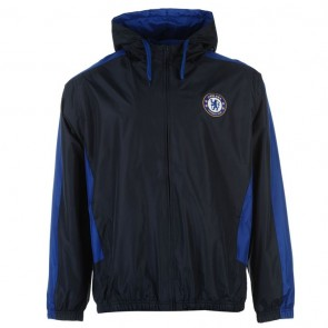 Chelsea Football Club Shower Jacket Mens.