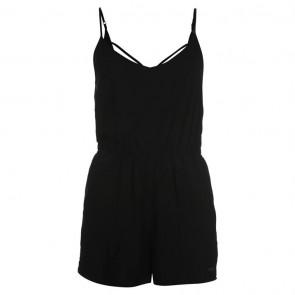 Lee Cooper Strappy Jumpsuit Ladies - Black.