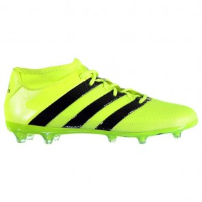 Adidas Ace 16.2 Prime Mash FG Men Football Boots - Solar Yellow.