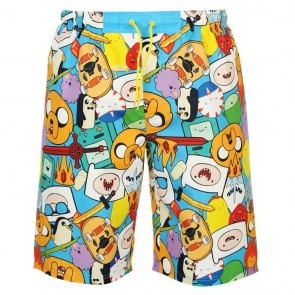 Adventure Time Swim Shorts.