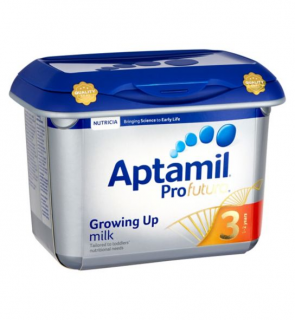 Aptamil Profutura 3 Growing Up Milk Powder Formula.