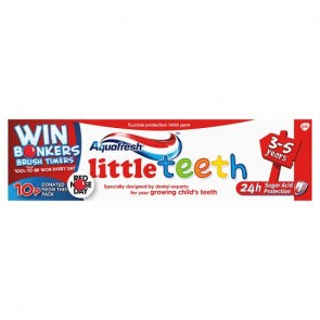 Aquafresh Little Teeth Tooth Paste 75Ml.