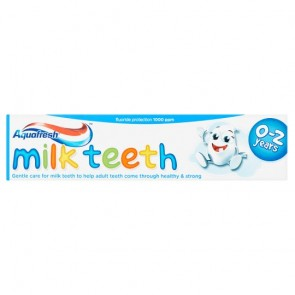 Aquafresh Milk Teeth Toothpaste 50Ml.