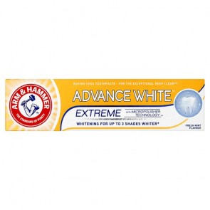 Arm And Hammer Advanced White Toothpaste 75Ml.