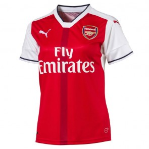 Arsenal Home Shirt 2016 2017 Ladies.