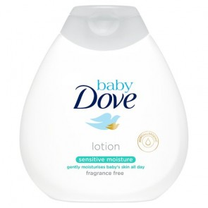 Baby Dove Sensitive Moisture Fragrance Free Baby Lotion 200Ml