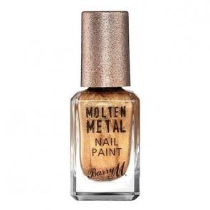 Barry M Molten Metals Nail Paint - Bronze Bae.