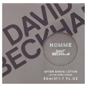 Beckham Homme Aftershave 50 Ml.