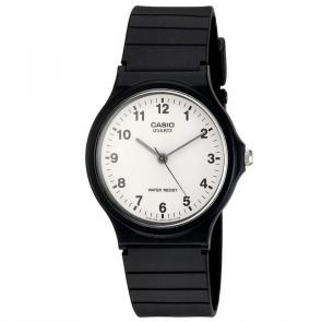 Casio Unisex Black Resin Strap Watch