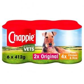 Chappie Favourites 6 X 412G