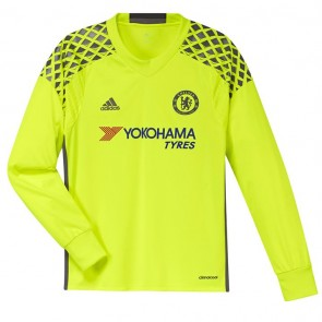 Chelsea Home Goal Keeper Shirt 2016-2017 Junior.