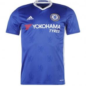 Chelsea Home Shirt 20016 - 2017 Mens.