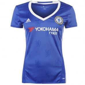 Chelsea Home Shirt 2016-2017 Ladies.