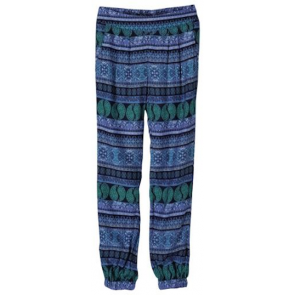 Cherokee Girls Paisley Print Trousers.