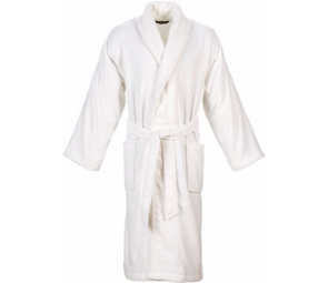 Christy Supreme White Bath Robe.