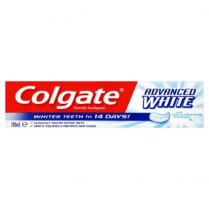 Colgate Advanced White Toothpaste 100Ml.