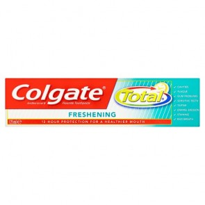 Colgate Total Freshening Toothpaste 125Ml.