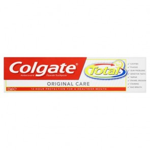 Colgate Total Original Care Toothpaste 125Ml