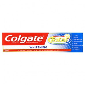 Colgate Total Whitening Toothpaste 125Ml.