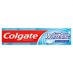 Colgate Whitening Deep Clean Toothpaste 100Ml.