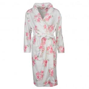 Cote De Moi Luxury Stitch Robe Ladies - Pink.