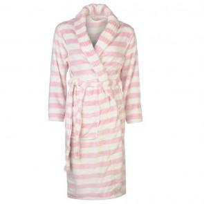Cote De Moi Luxury Stitch Robe Ladies - Stripe.