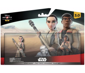 Disney Infinity 3.0- Force Awakens Playset