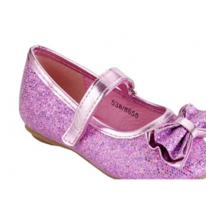 Disney Princess Glitter Shoes.