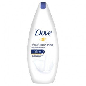 Dove Deeply Nourishing Body Wash 250Ml.