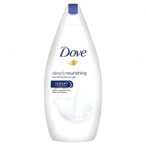 Dove Deeply Nourishing Body Wash 500Ml.