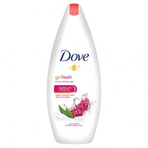 Dove Go Fresh Pomegranate Body Wash 250Ml.