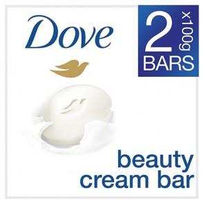 Dove Original Bar Soap 2X100g.