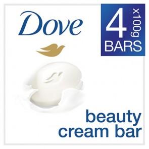 Dove Original Bar Soap 4X100g.