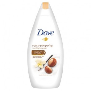 Dove Purely Pampering Shea Butter Body Wash 500Ml.