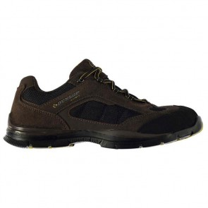 Dunlop Safety Iowa Mens Safety Shoes - Brown.