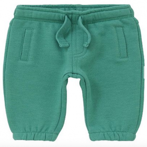 F&F Mock Drawstring Joggers - Green.